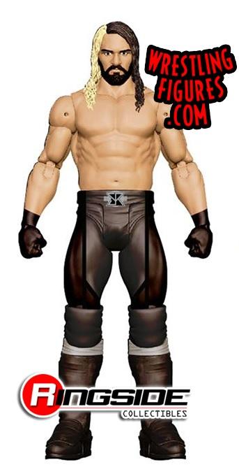 Seth Rollins New Figure
