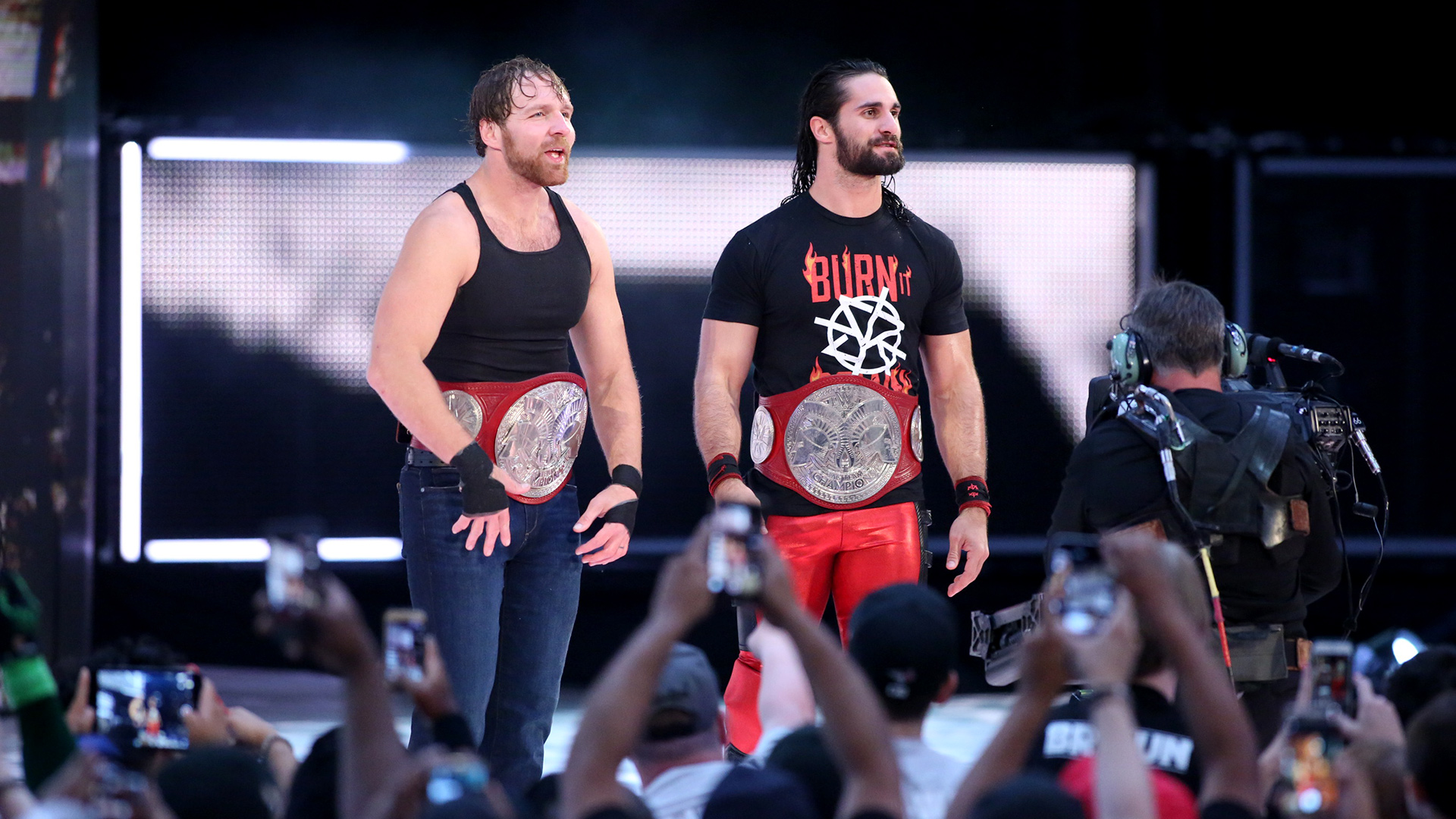 Believe in rollins your most dedicated source for seth rollins seth rollins dean ambrose def the hardys the band is back together and the dream matches have already begun dean ambrose seth rollins opened their m4hsunfo